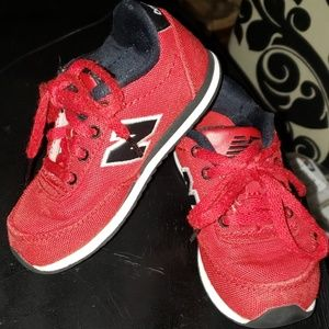 👟🏃New Balance 🔥Red 6 🎁Trackster Ripple Sole